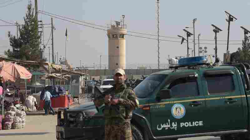 Explosion Kills 4 Americans At Bagram Airfield, Largest NATO Base In Afghanistan