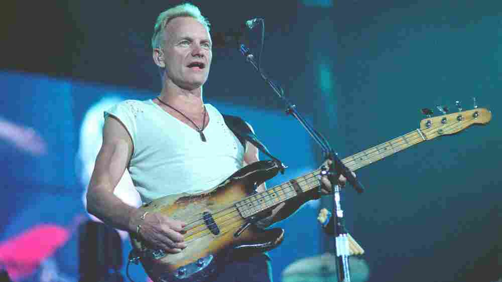 'I Have A Purpose': Sting Talks About '57th & 9th' And Why He's Still Here