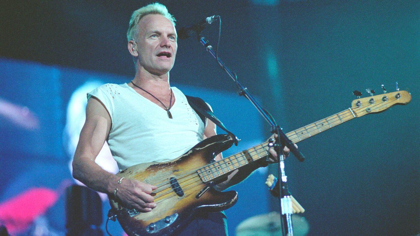 Happy Birthday Sting