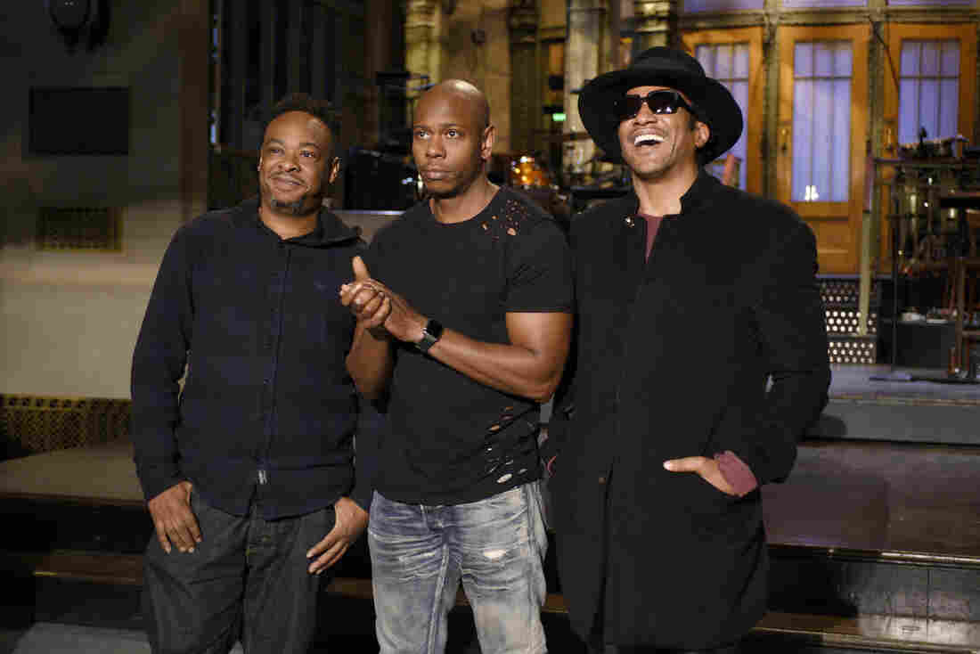 Dave Chappelle's final promo; what to expect