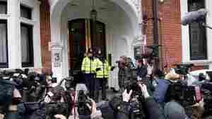 Prosecutors Question Julian Assange Over Sex-Crime Accusations