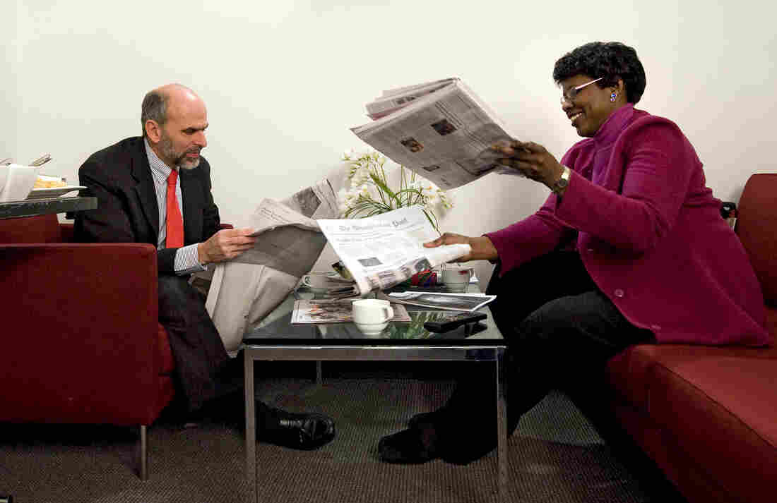 PBS journalist Gwen Ifill dies of cancer