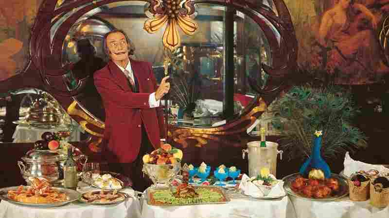 Decades Later, Salvador Dalí's Decadent Dream Dishes Are Awakened
