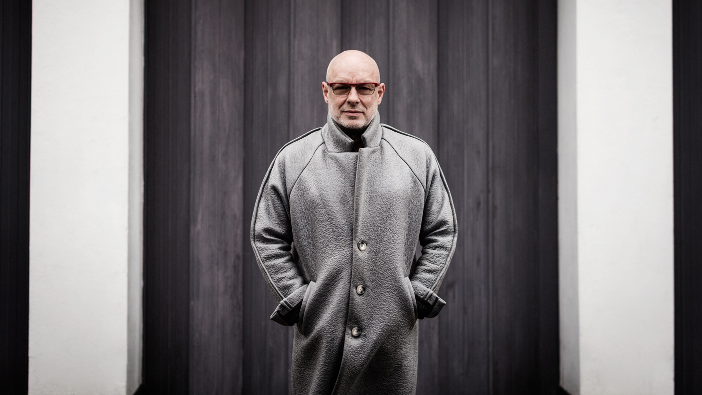 Brian Eno To Release New Ambient Album