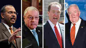 From Lobbyists To Loyalists, See Who's On Donald Trump's Transition Team