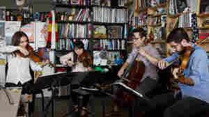 Attacca Quartet: Tiny Desk Concert