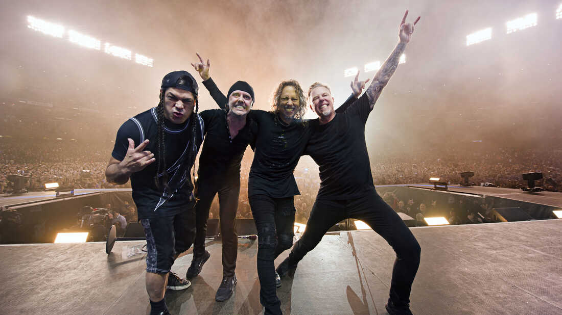 Metallica's Lars Ulrich And James Hetfield Are In It For The Long Haul