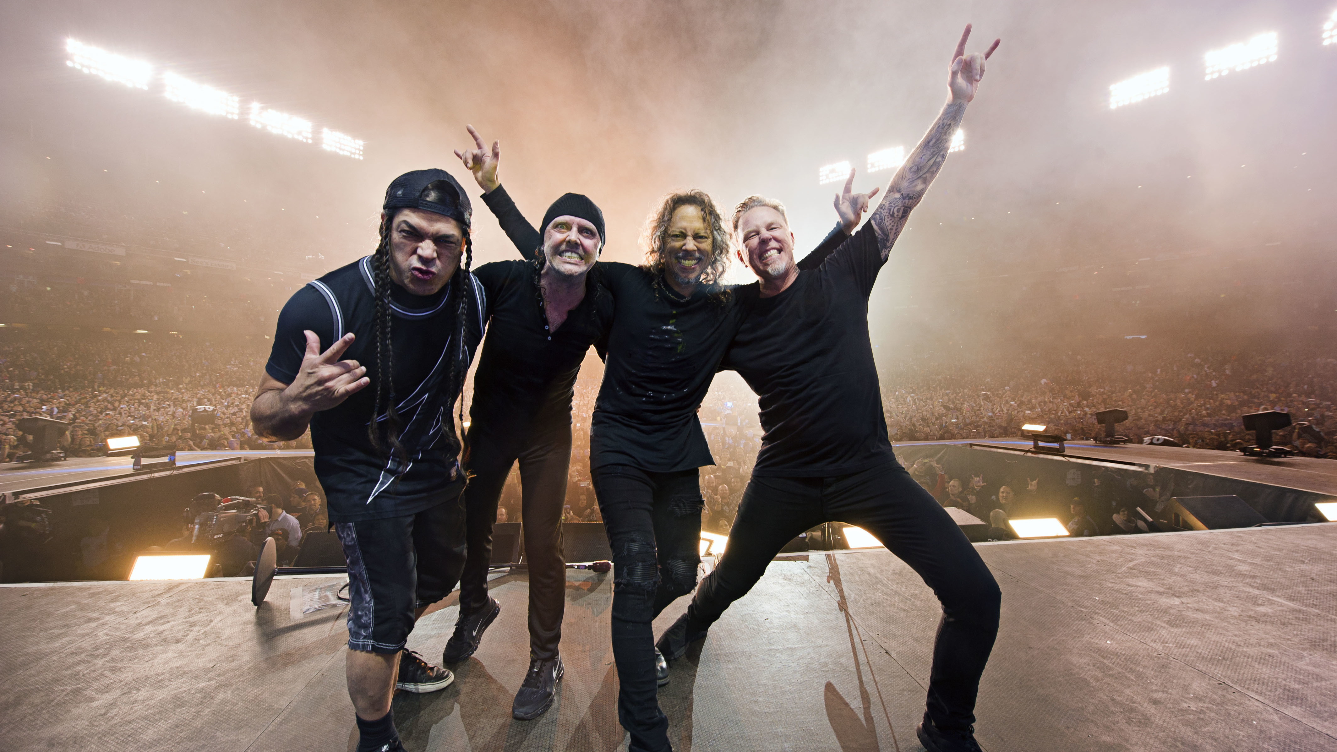 20 Years Ago: Metallica Release 'Load'