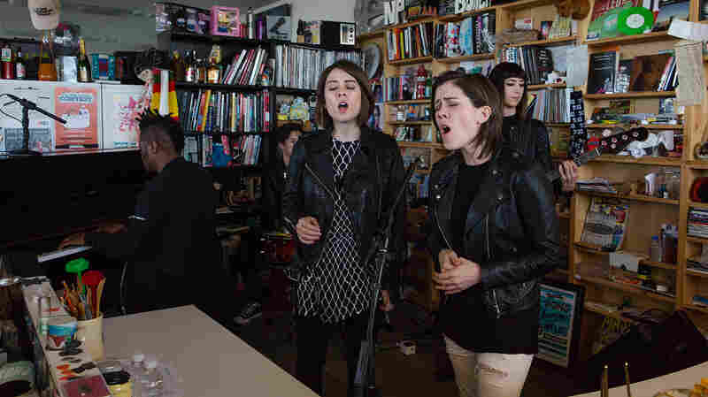 Tegan And Sara: Tiny Desk Concert