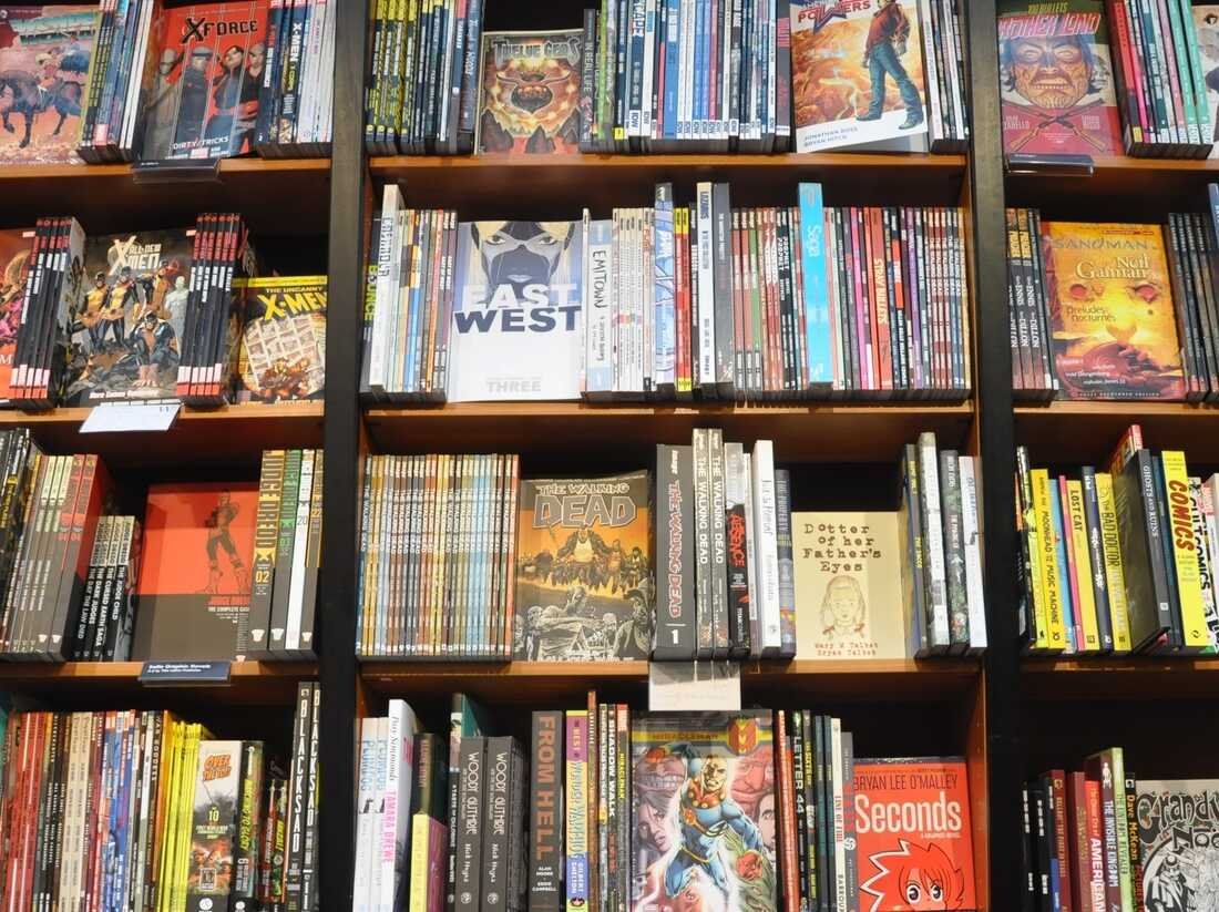 Coined in an era when comics were considered 'junk' culture, the term 'graphic novel' is meaningless and often completely inaccurate.