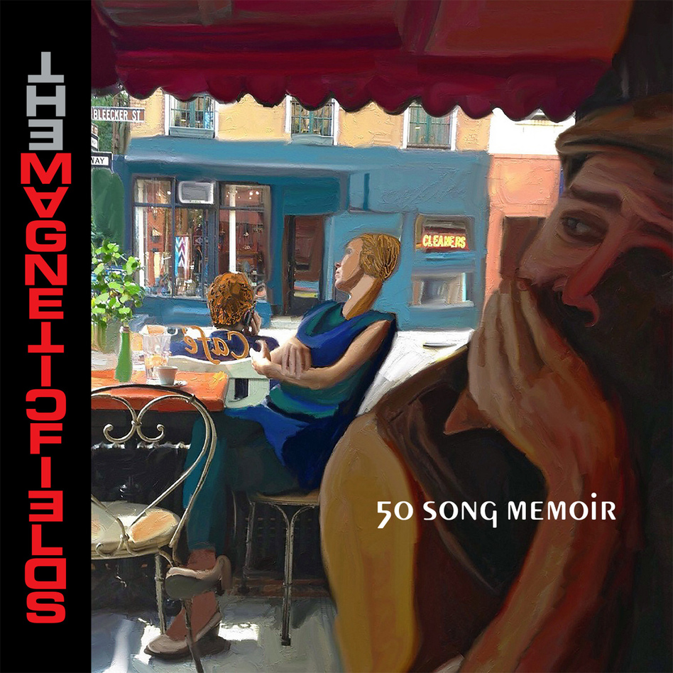 The Magnetic Fields' latest album, 50 Song Memoir, is due out Mar. 3. (Courtesy of the artist )
