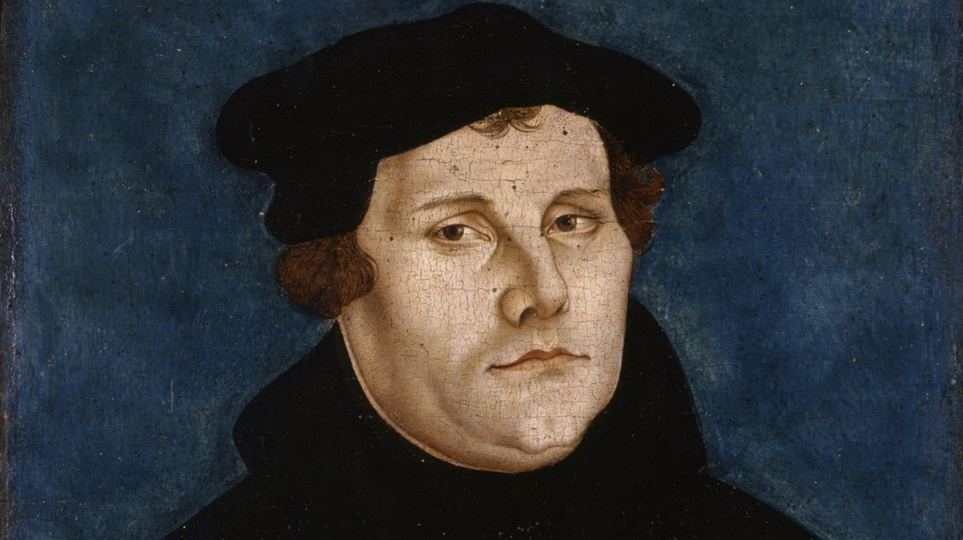 How Technology Helped Martin Luther Change Christianity : NPR