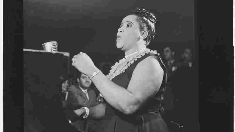 Nellie Lutcher On Piano Jazz