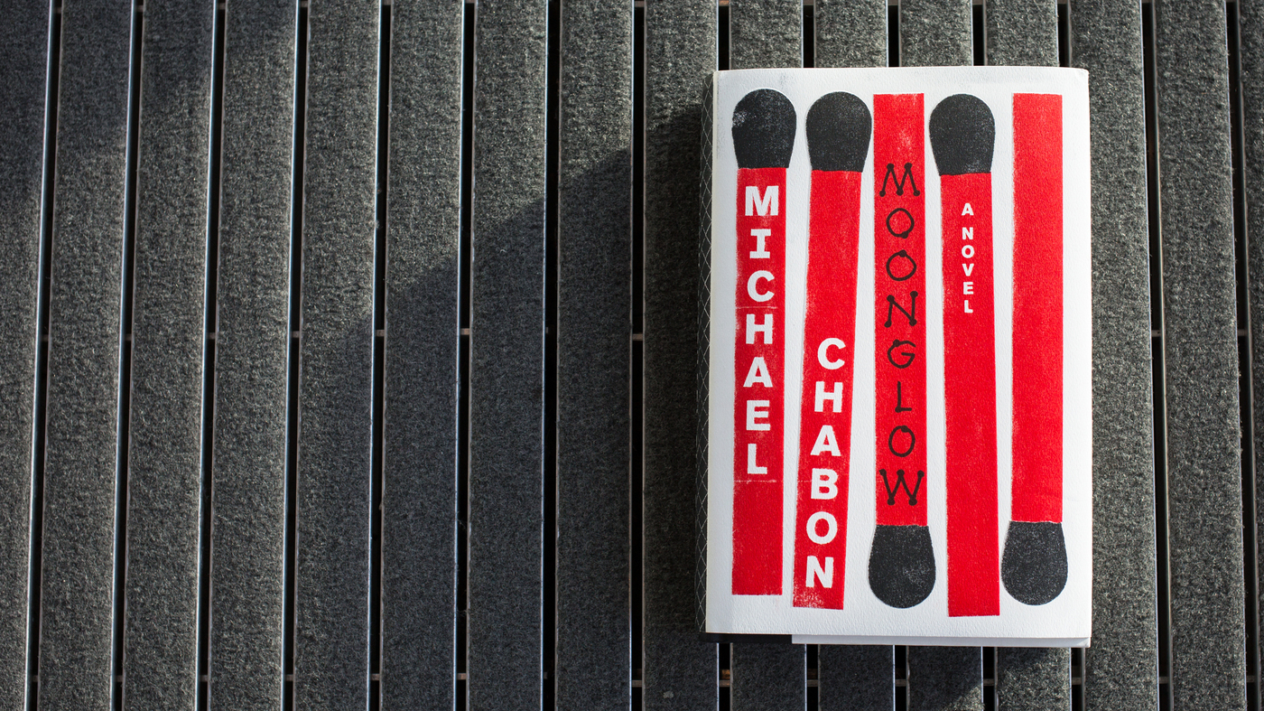 Image result for michael chabon moonglow