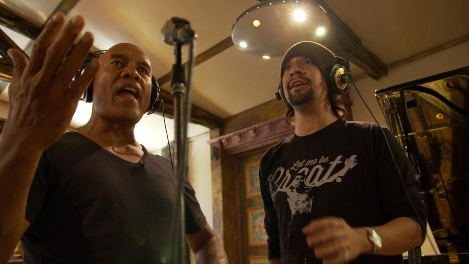 Opetaia Foa'i and Lin-Manuel Miranda are two of the architects of the <em>Moana </em>soundtrack. (Disney)