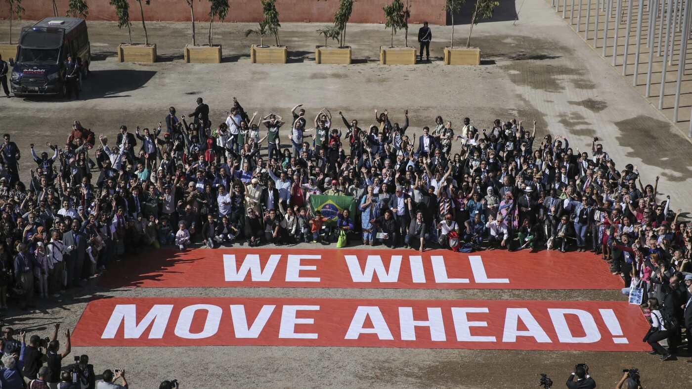 As Marrakech Climate Talks End Worries Remain About Us Pullout