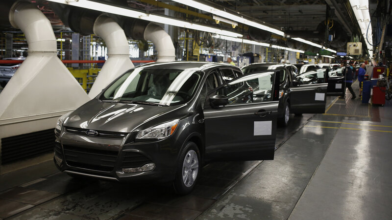 trump takes credit for saving a u.s. ford plant that wasn't planning