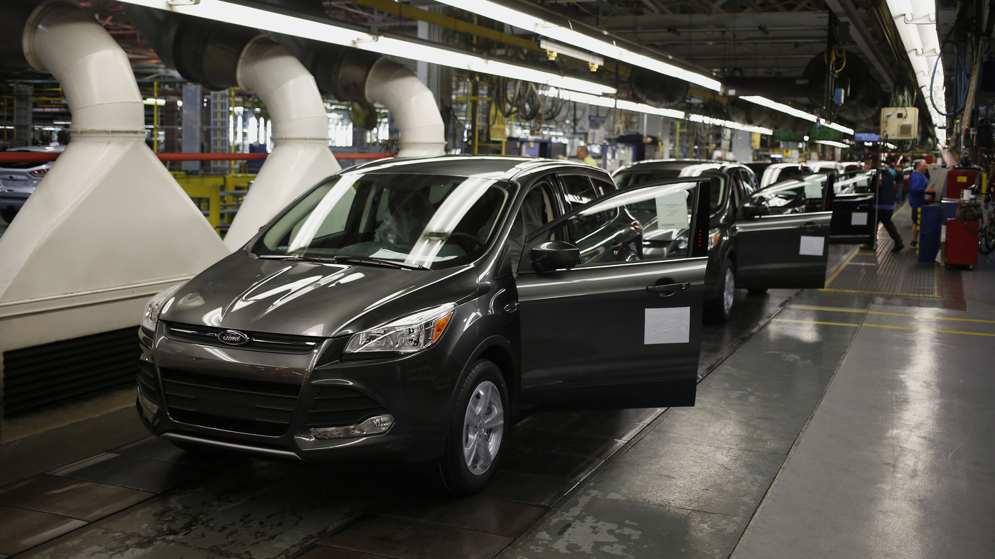 Ford Louisville Ky >> Trump Takes Credit For Saving A U S Ford Plant That Wasn T