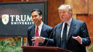 New York Attorney General Says Trump Agrees To Trump University Settlement