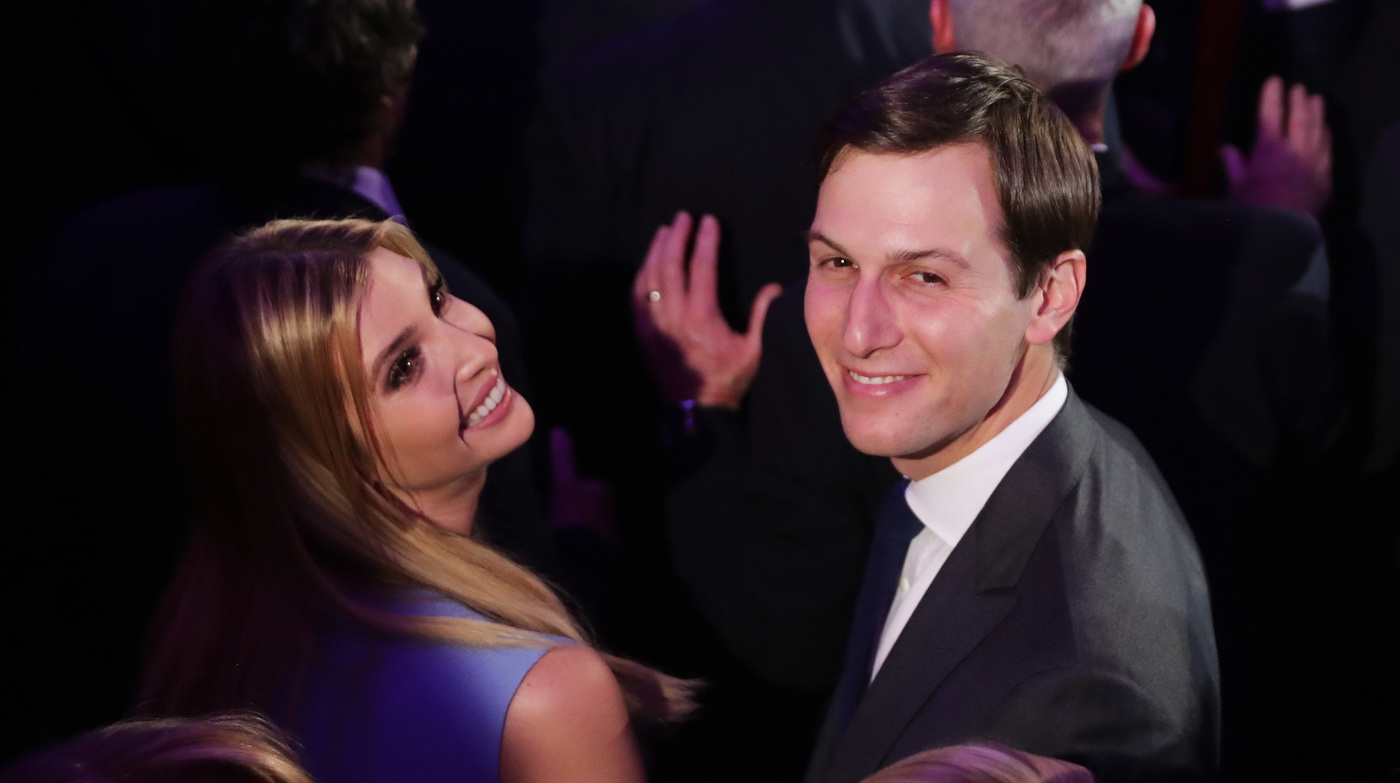 Image result for Jared Kushner-antichrist