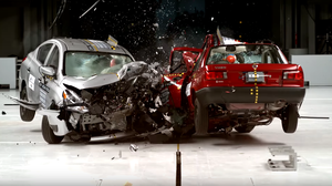 Crash Test Dummies Show The Difference Between Cars In Mexico And U.S.