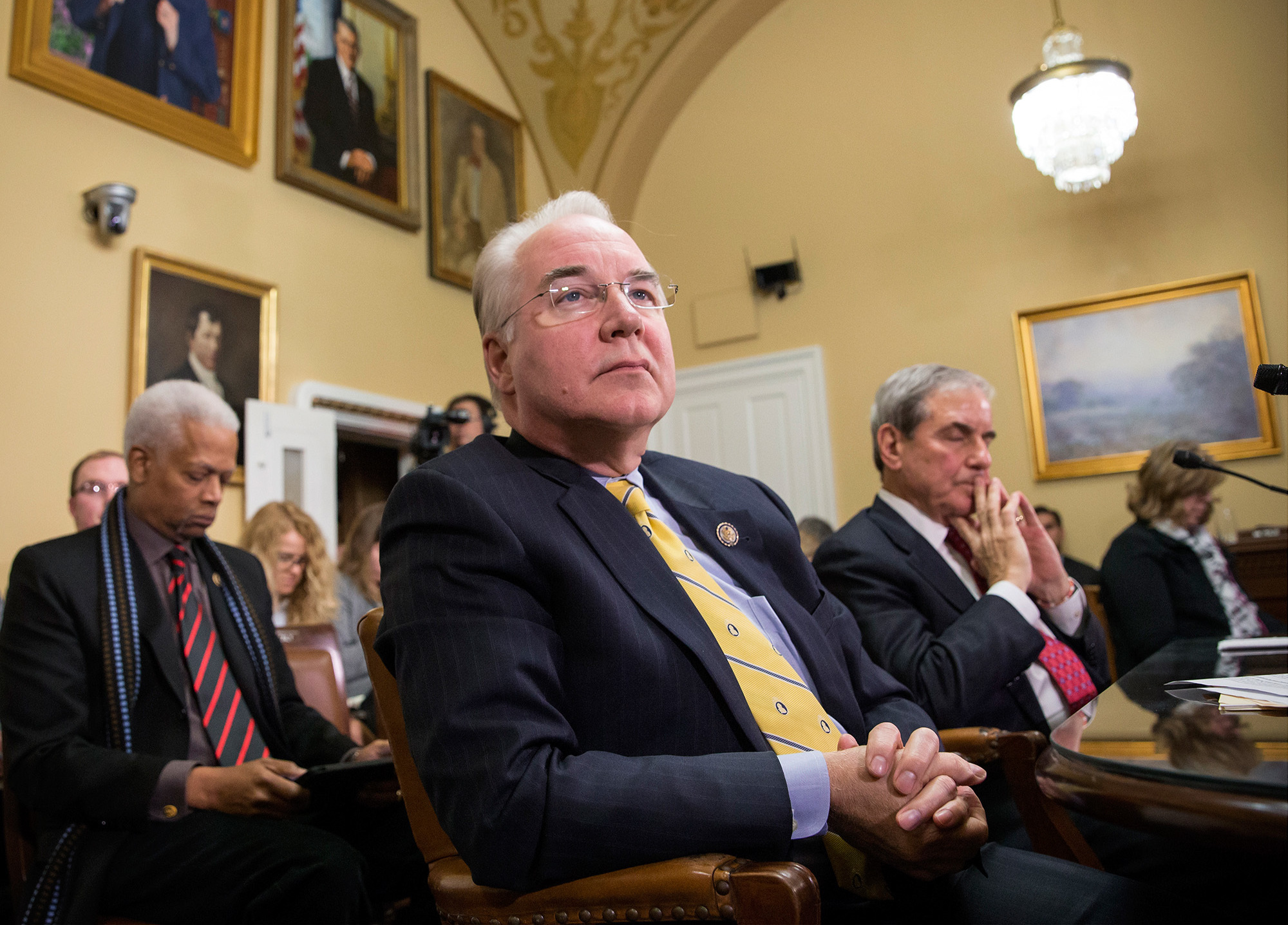 Trump Chooses Rep. Tom Price, An Obamacare Foe, To Run HHS