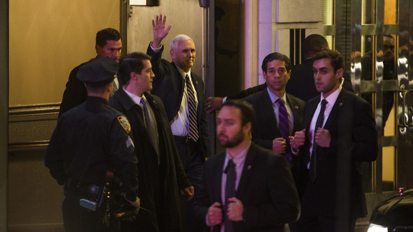 Hasil gambar untuk Vice President Pence's full message to the Hispanic clergy.