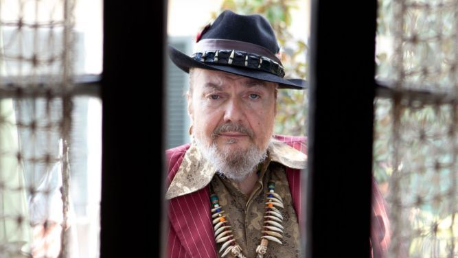 A Tribute To Dr. John On His 76th Birthday