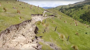 WATCH: Drone Footage Shows Aftermath Of New Zealand Quake
