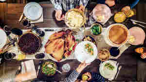 When The Kids Go Vegan, It Can Be A Recipe For A Stressful Holiday Meal