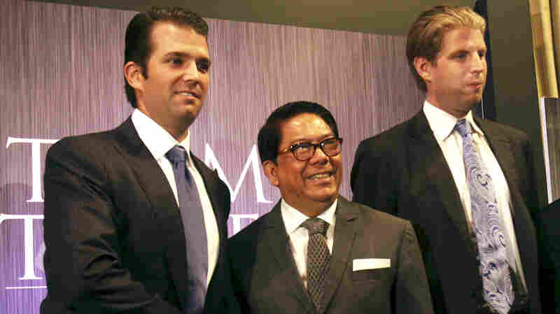 Who's The New Philippine Envoy? The Man Building Trump Tower Manila