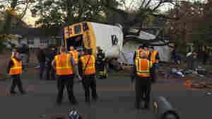 At Least 5 Children Die In Tennessee School Bus Crash