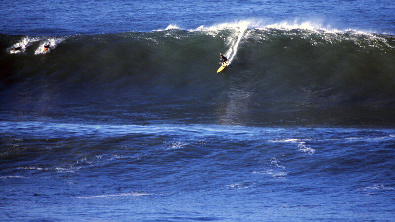 Sarah Gerhardt Big Wave Surf Pioneer Takes On Mavericks