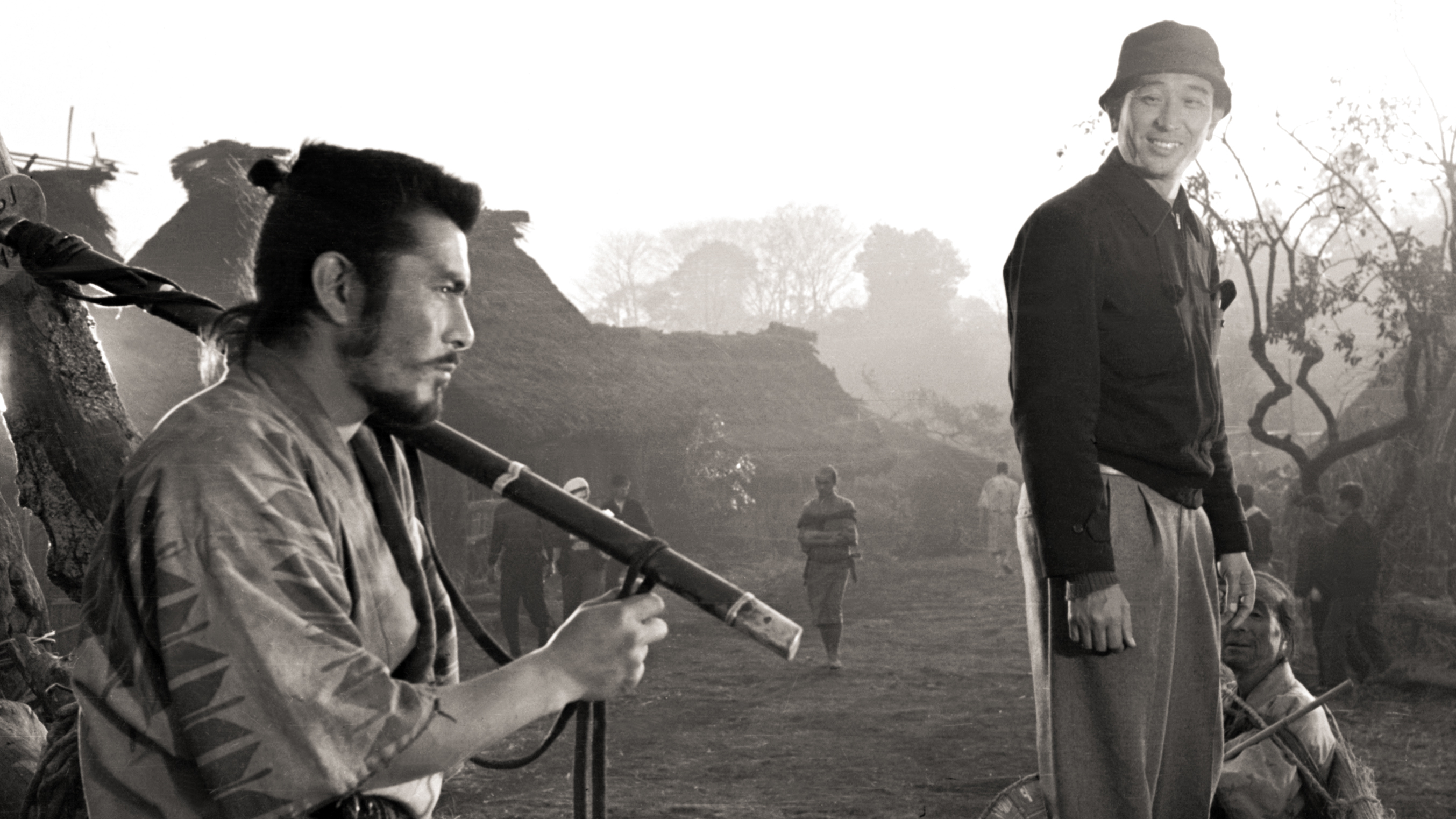 A review of japanese culture in seven samurai a movie my akira kurosawa