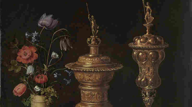 In A First, Spain's Prado Museum Puts The Spotlight On A Female Artist