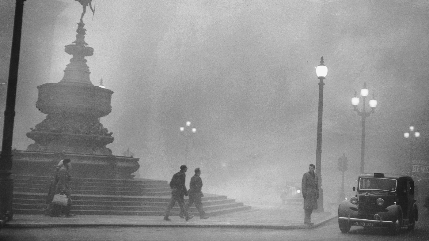 Research On Chinese Haze Helps Crack Mystery Of London's Deadly 1952 Fog