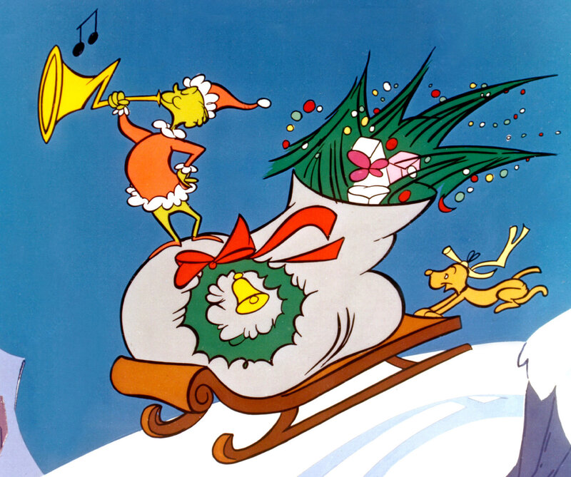 How The Grinch Stole Christmas 1966 Characters.Bah Humbug Why Are Most Christmas Tv Specials So Bad Npr