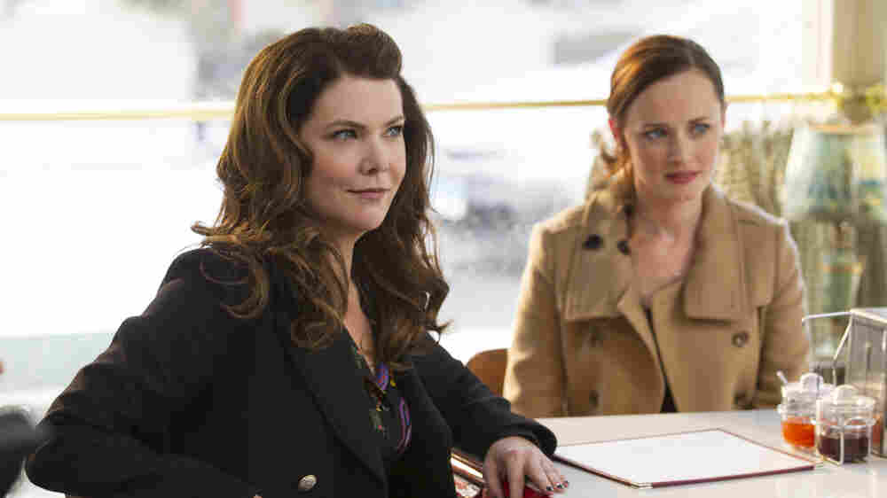 'Gilmore Girls' Returns On Netflix, Just In Time For A Holiday Binge
