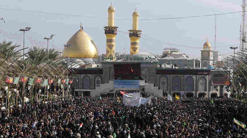 ISIS Claims Responsibility For Iraq Bombing Targeting Shiite Muslims