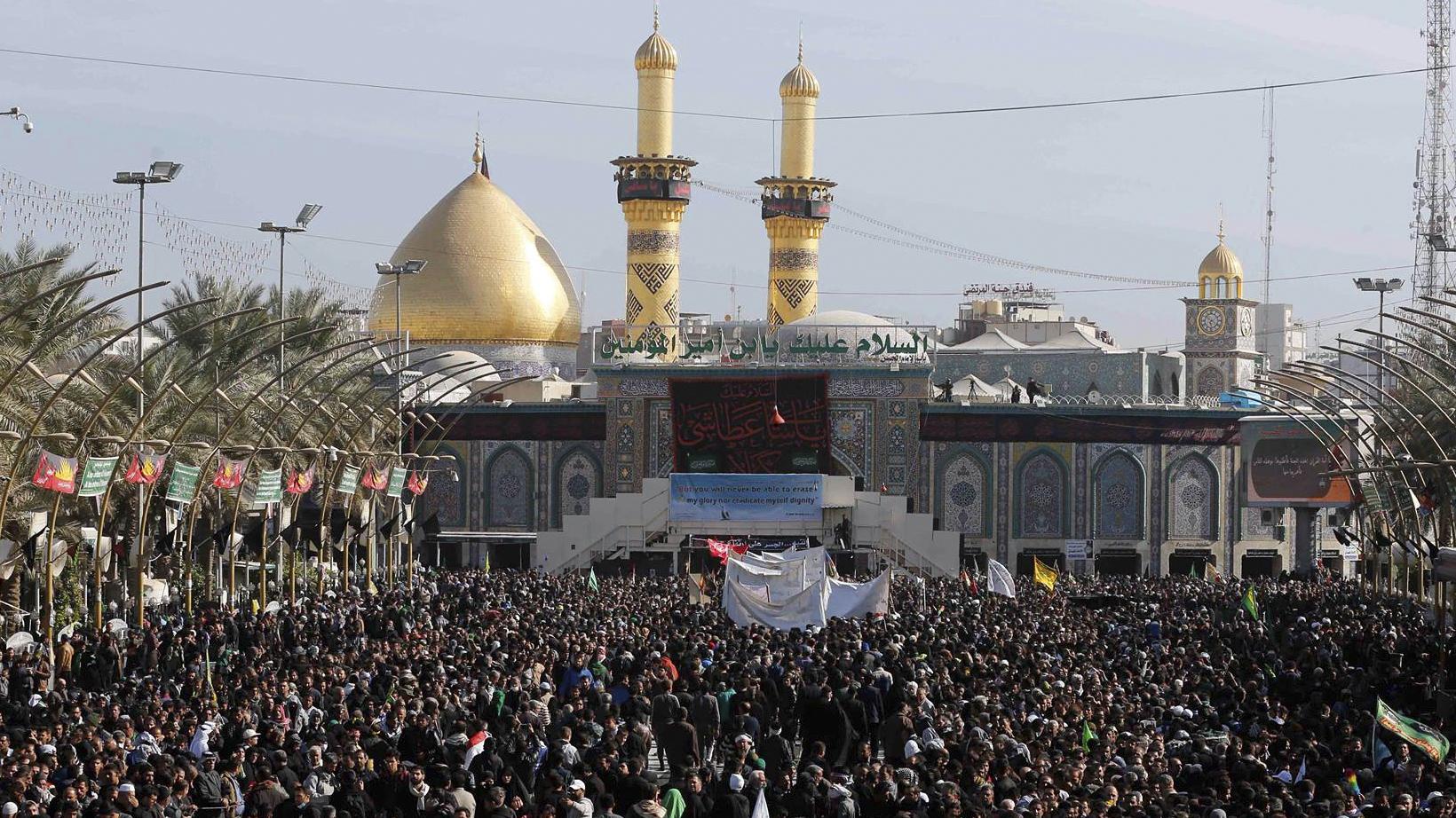 Shia pilgrims killed in truck bomb attack in Iraq