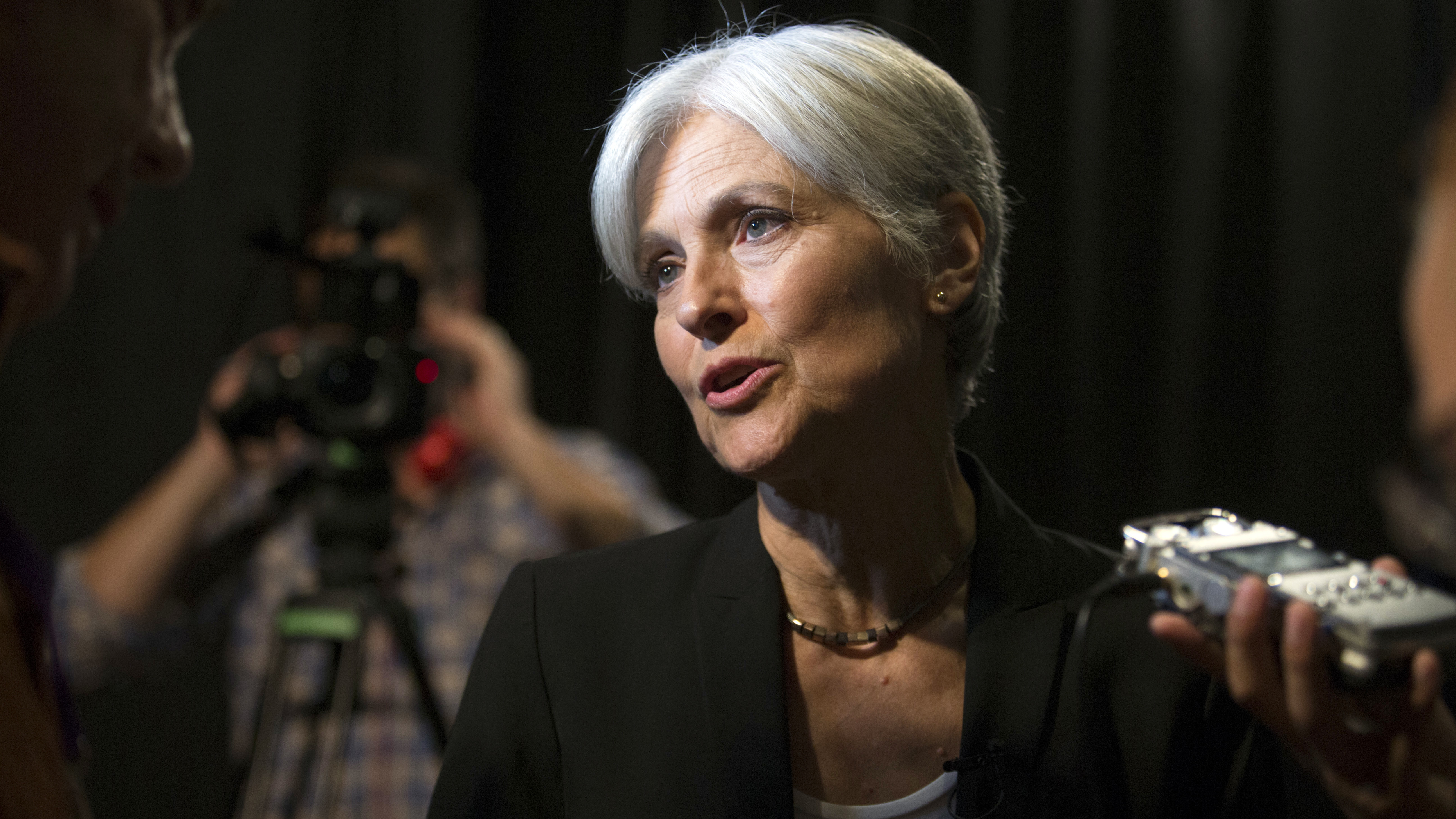 Green Party's Stein files for vote recount in multiple states