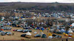 Army Corps Of Engineers Tells Pipeline Protesters To Leave Camp By Dec. 5