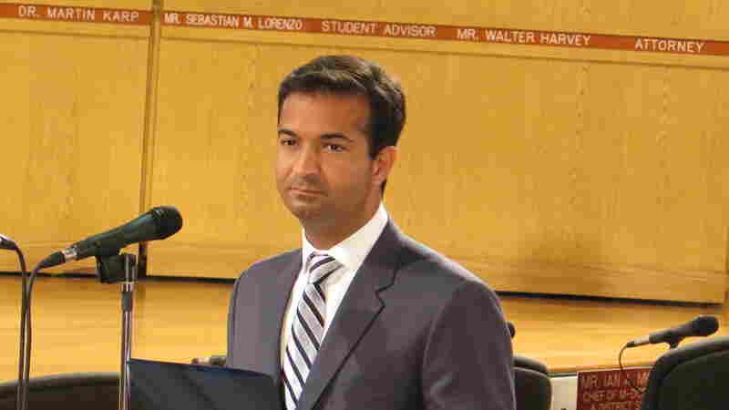 After Criticizing Trump, Miami GOP Congressman Prepares To Work With Him