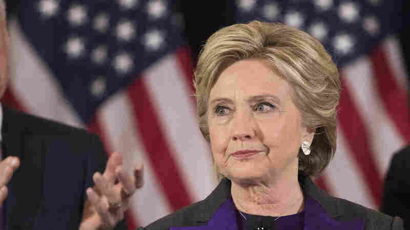 Clinton Campaign Says It Will Participate In Recount Efforts
