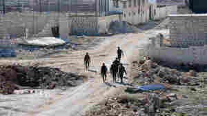 Syrian Government Forces Retake Rebel-Held Areas In Aleppo