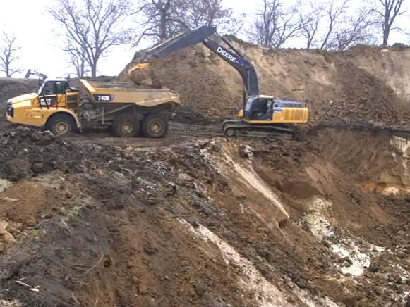 cards against humanity celebrated black friday by digging a giant