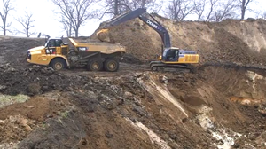 People Knowingly Donated $100,000 To Dig A Big, Pointless Hole In The Ground