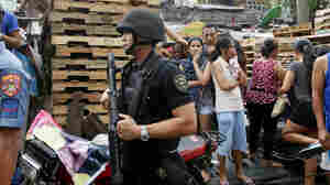 In Philippine Drug War, Death Toll Rises And So Do Concerns About Tactics