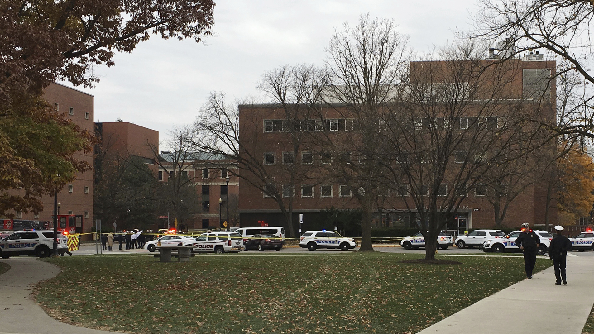 Hospitalised In Ohio State University Shooting, Suspect Killed