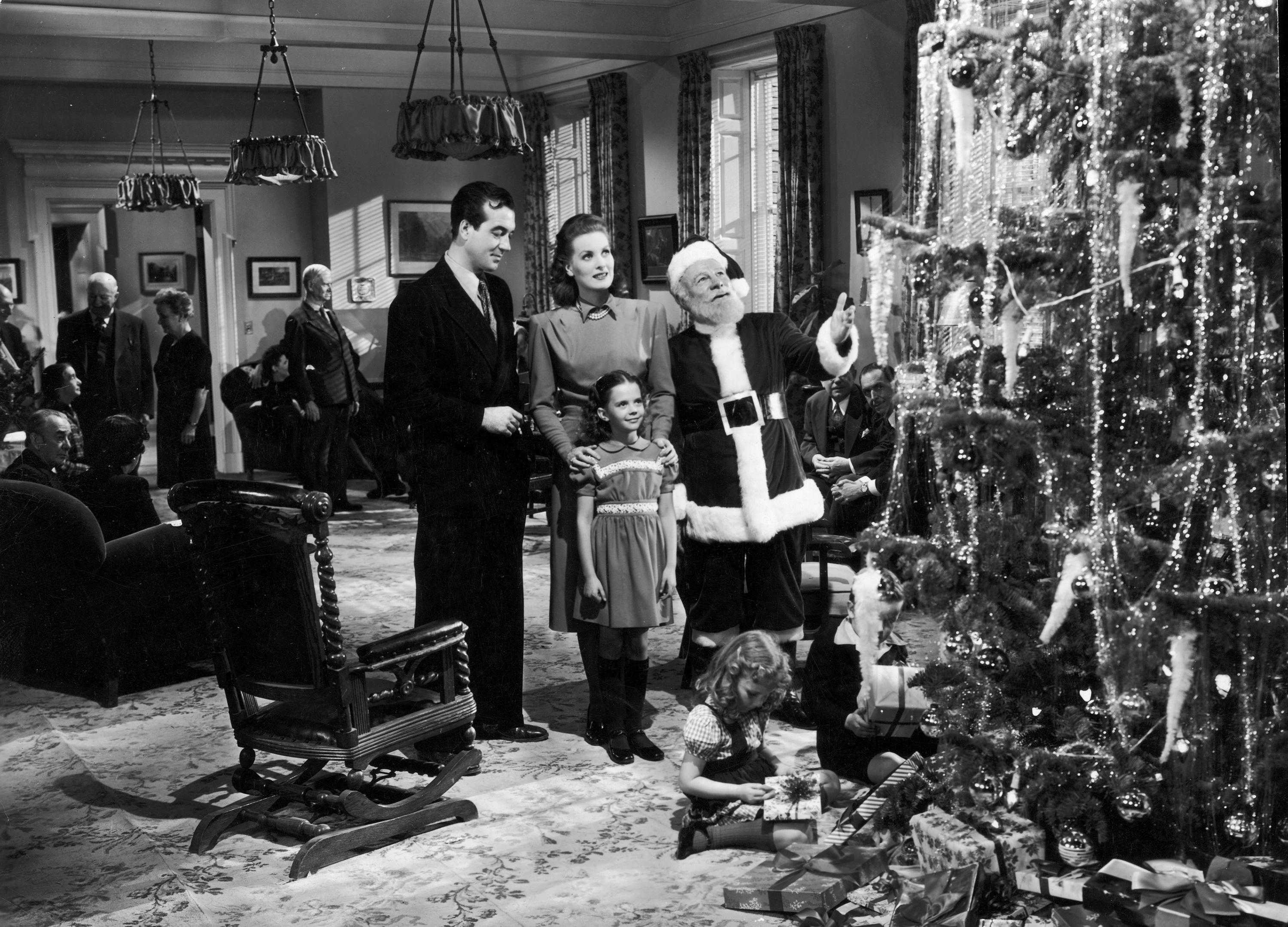 Weihnachtsfilm Oh Tannenbaum.Miracle On 34th Street An Old Holiday Movie For Modern Times